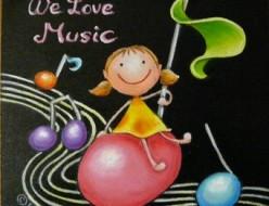音楽大好き