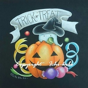 Halloween カラフル