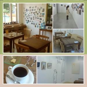 Gallery Cafe Kirin 内