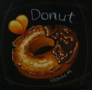 チョコdonut