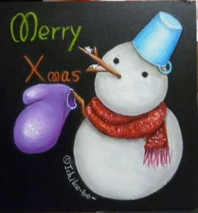 雪だるま,snowman