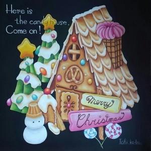 キャンディ ハウス
