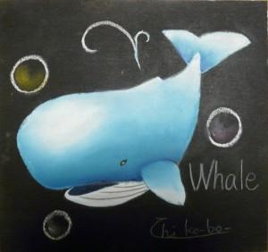 クジラ(体験用)