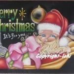 サンタクロース,クリスマス