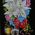 chalk Art board